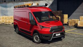 Vapid Speedo Express для GTA 5
