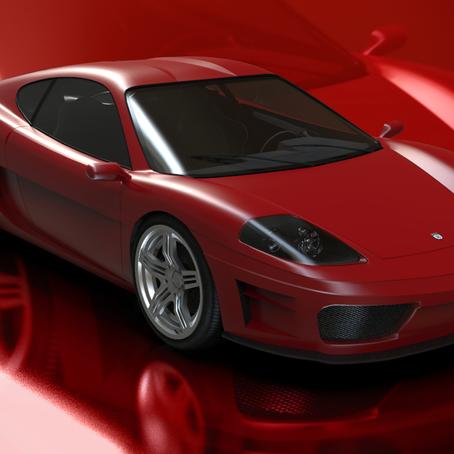Grotti Turismo для GTA 5