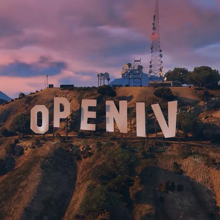 OpenIV 4.0 - универсальный инструмент