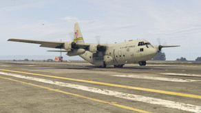 C-130H Hercules для GTA 5
