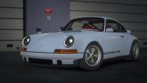 Porsche 911 Singer DLS Edition  для GTA 5