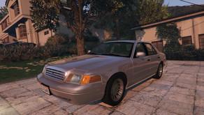1999 Ford Crown Victoria для GTA 5