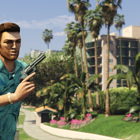 HD Томми Версетти для GTA 5