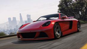 Pfister Meteor для GTA 5
