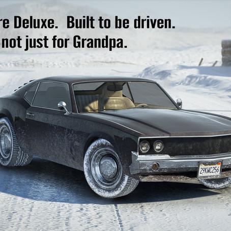 Declasse Sabre Deluxe для GTA 5