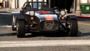 Caterham R500 для GTA 5