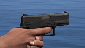 Taurus TX22 для GTA 5