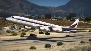 Douglas DC-8 для GTA 5