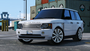 Land Rover Range Rover Supercharged для GTA 5