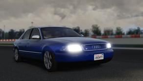 1998 Audi S8 (D2/PFL) для GTA 5