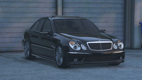 Mercedes-Benz E55 AMG (W211) для GTA 5
