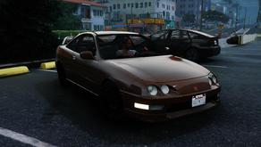 2001 Acura Integra Type R для GTA 5