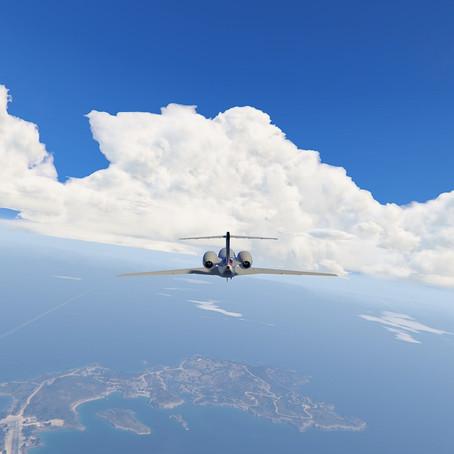Полёт на Кайо Перико для GTA 5