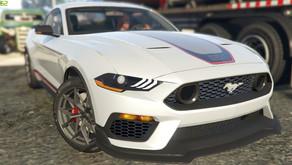 2021 Ford Mustang MACH 1 для GTA 5