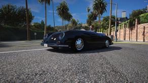 Porsche 356 Speedster для GTA 5