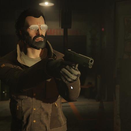 Бороды для мужского персонажа для GTA 5