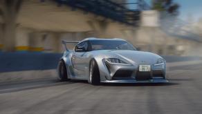 Toyota Supra GR для GTA 5