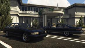 Chevrolet Caprice/Impala для GTA 5