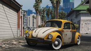 1974 Volkswagen Beetle для GTA 5