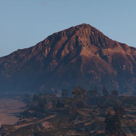 Тайны горы Чиллиад