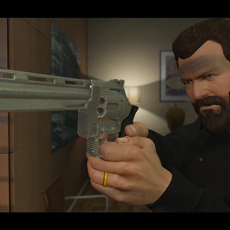 Револьвер .44 Cal Manurhin 96 для GTA 5