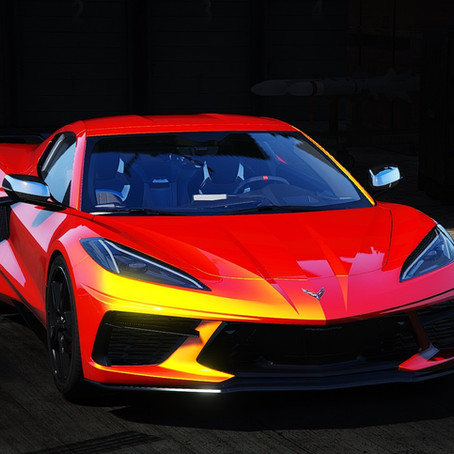 2020 Chevrolet Corvette C8 для GTA 5