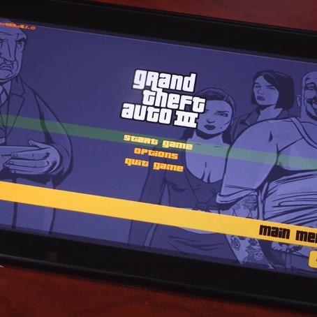 GTA III на Switch, а так же баги и фиксы в GTA Online