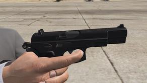 CZ 75B для GTA 5