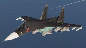 Су-34 для GTA 5