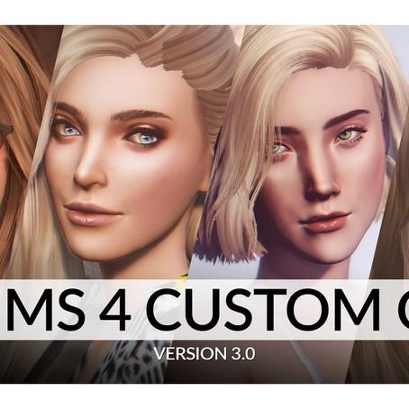 Женский персонаж из Sims 4 для GTA V