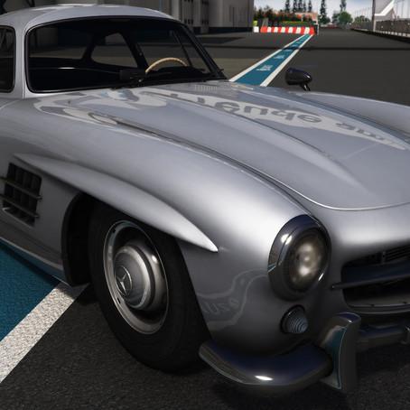 1954 Mercedes-Benz 300 SL для GTA 5