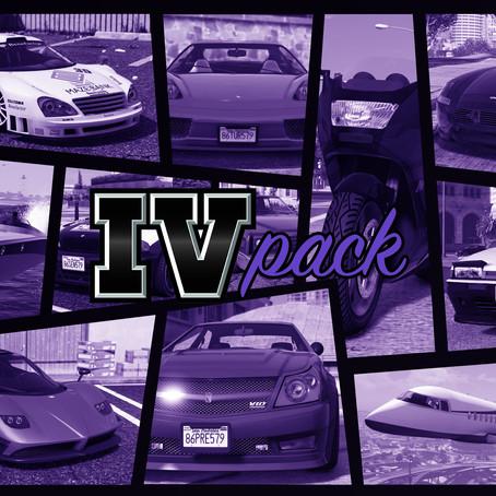 IVpack для GTA V - возвращение в семью