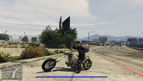 Hellcycle для GTA 5