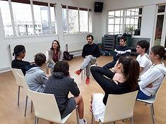 Des ateliers d'initiation à la méditation au Centre d'Entraînement du Tennis Club de Paris !