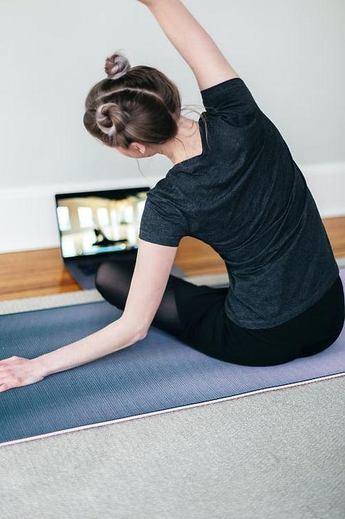 Yoga à distance