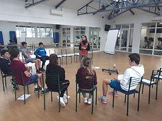 De nouveaux ateliers de méditation au Centre d'Entraînement du Tennis Club de Paris