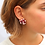 Thumbnail: Pendientes Coral / Coral earring