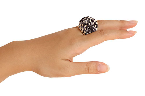 Anillo Woven (Woven ring)
