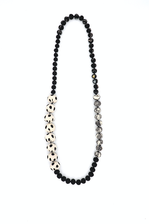 "Collar""Perla"" ( Pearl Necklace)"