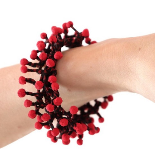 Pulsera Coral (Coral Bracelet)
