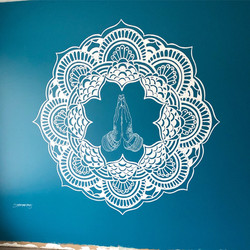 Completed Mandala