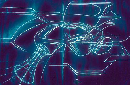 Laser Drawing 5