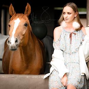 Equine Fine Art Fashion