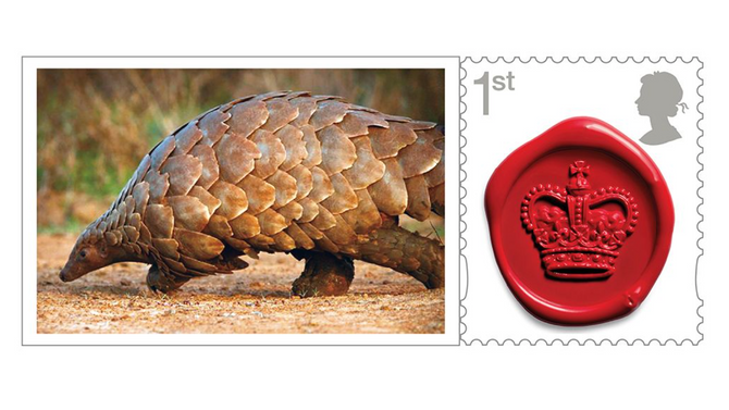 United for Wildlife Commemorative Sheet | Royal Mail