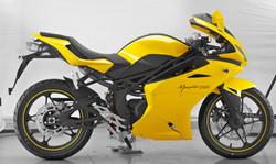 Megelli Sport R- Yellow