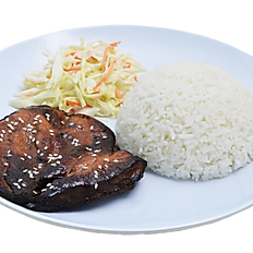 Chicken Fillet with Fragrance Rice