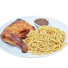 Chicken with Spaghetti (NEW)