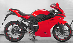 Megelli Sport R- Red