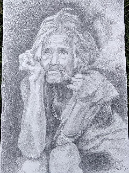 Kresba a malba portrétů na zakázku