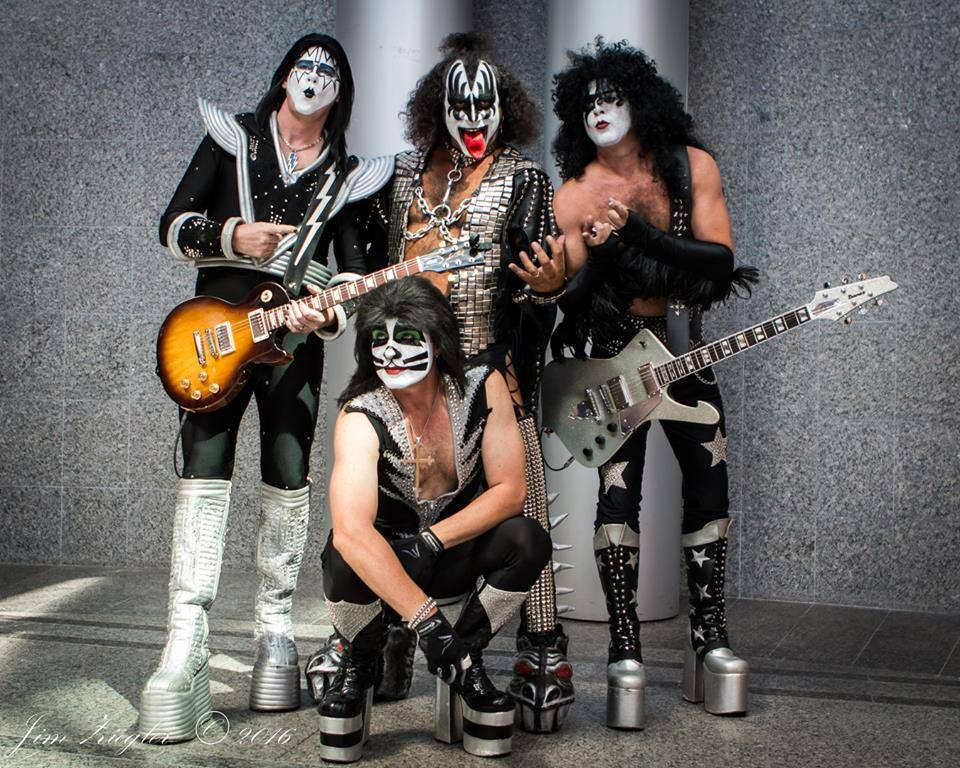 Destroyer, Canada's KISS Tribute
